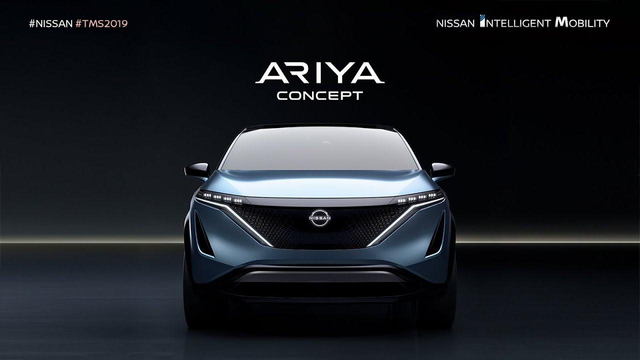 Nissan Ariya Concept – Move with the full power of Nissan ...