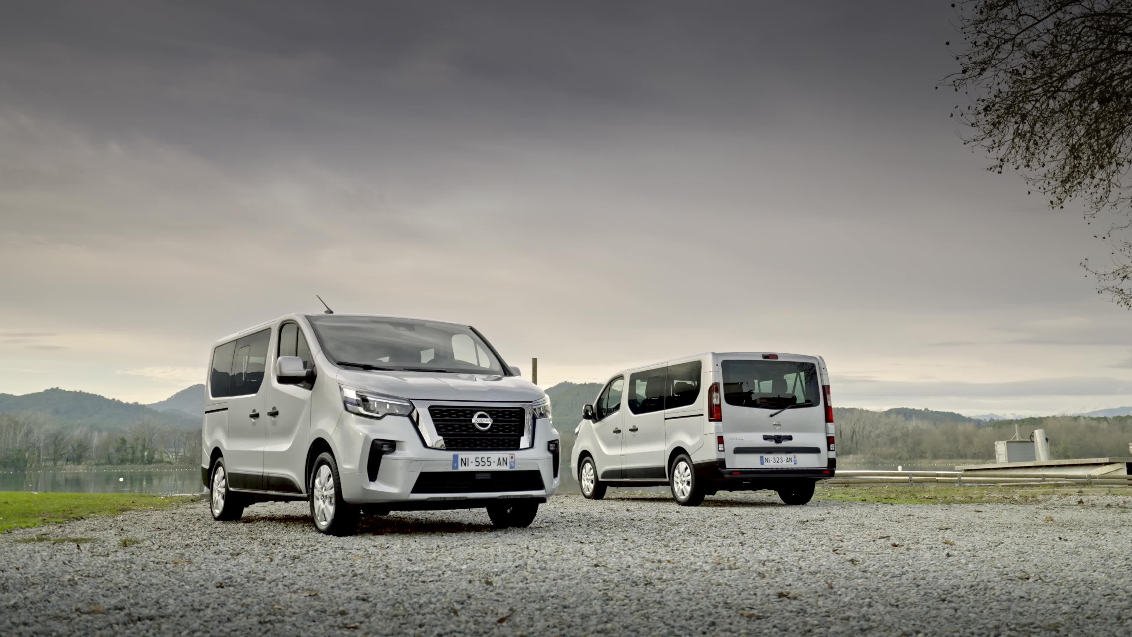 Nissan upgrades the NV300 Combi with sharper look and feel, enhanced powertrain and new safety technologies - Image 4