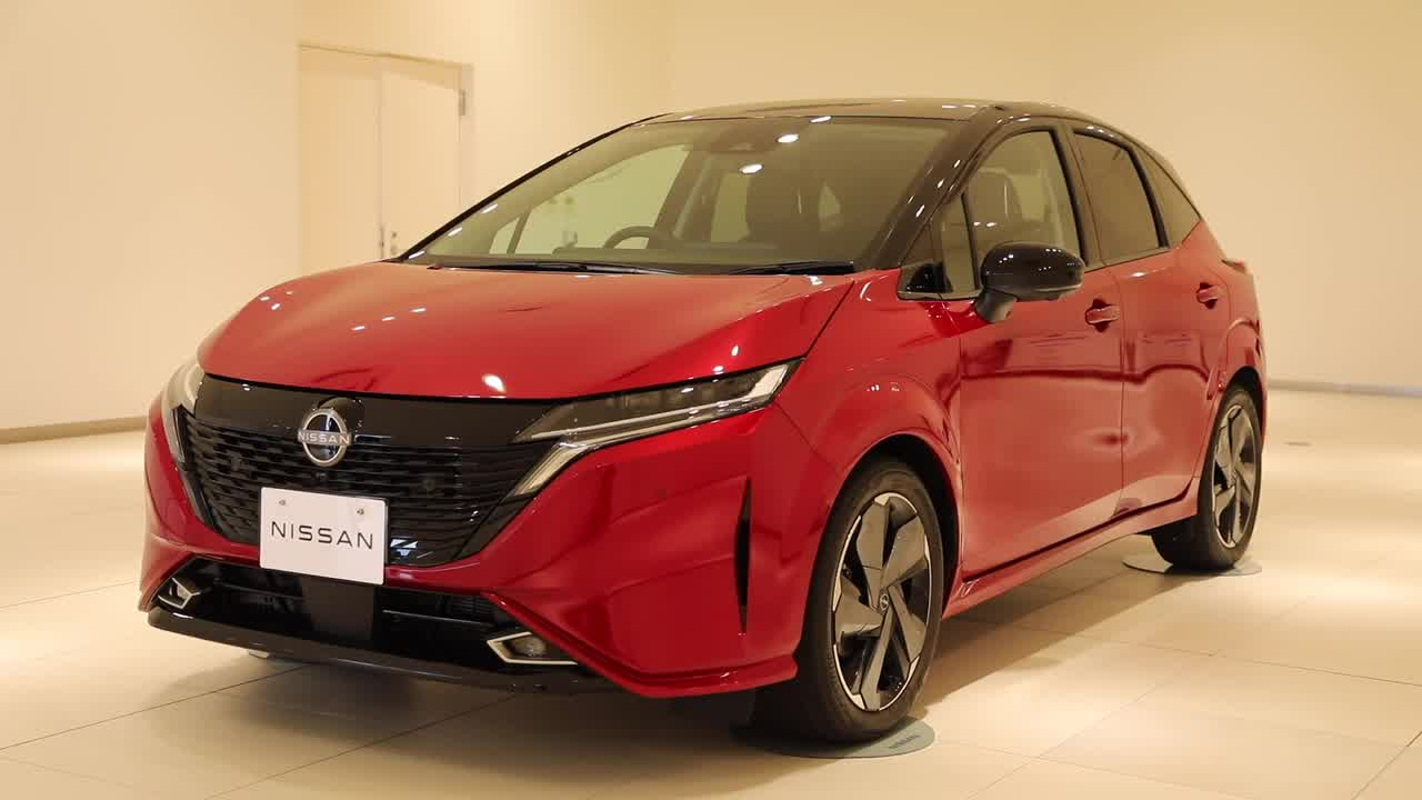 Nissan launches the all-new Note Aura in Japan - Image 1